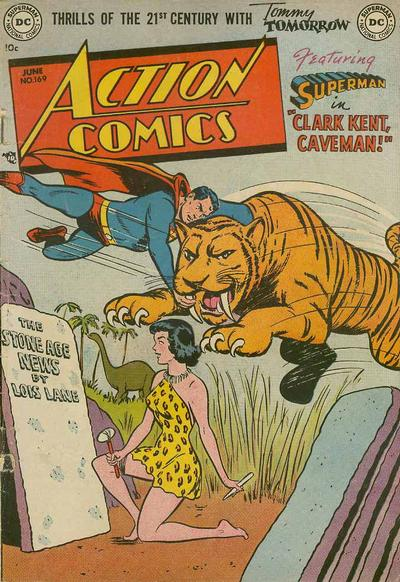 Action Comics Vol 1 169
