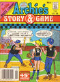 Archie's Story & Game Digest Magazine Vol 1 4