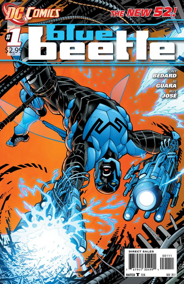 Blue Beetle: Metamorphosis