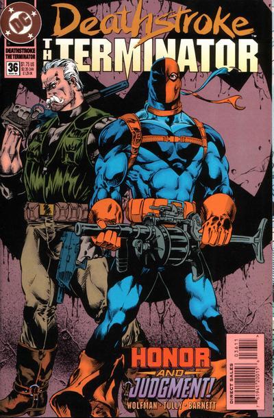 Deathstroke the Terminator Vol 1 36