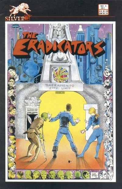 Eradicators Vol 1 4