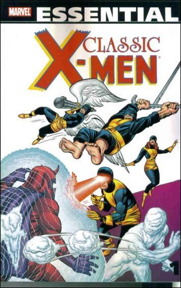 Essential Classic X-Men Vol 1 1