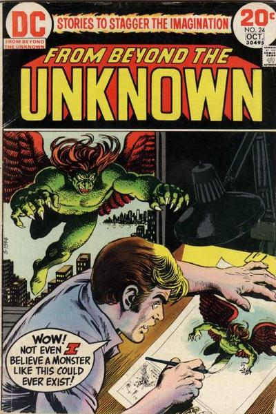 From Beyond the Unknown Vol 1 24