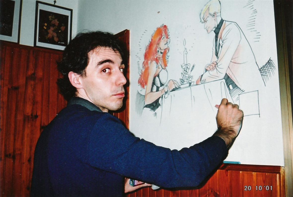 Giacomo Pueroni