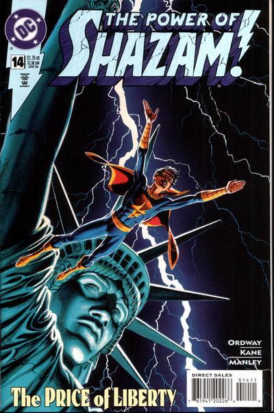 Power of Shazam Vol 1 14