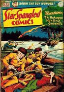 Star-Spangled Comics Vol 1 105