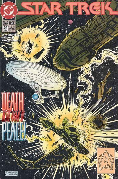 Star Trek (DC) Vol 2 49
