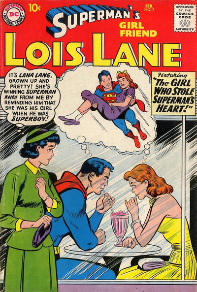 Superman's Girlfriend, Lois Lane Vol 1 7