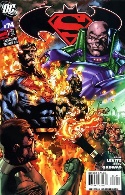 Superman/Batman Vol 1 74