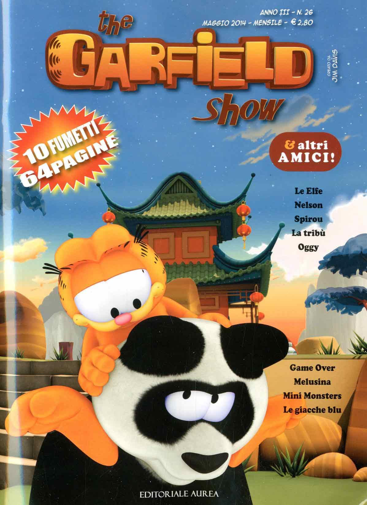 The Garfield Show Vol 1 26