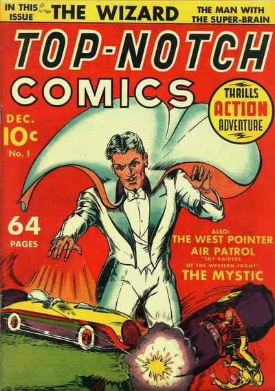Top-Notch Comics