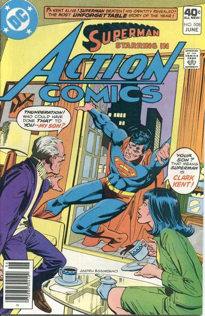 Action Comics Vol 1 508