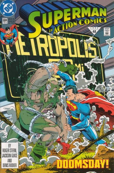 Action Comics Vol 1 684
