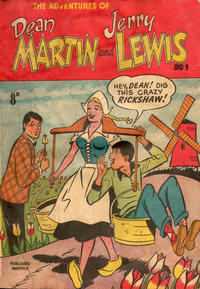 Adventures of Dean Martin and Jerry Lewis Vol 1