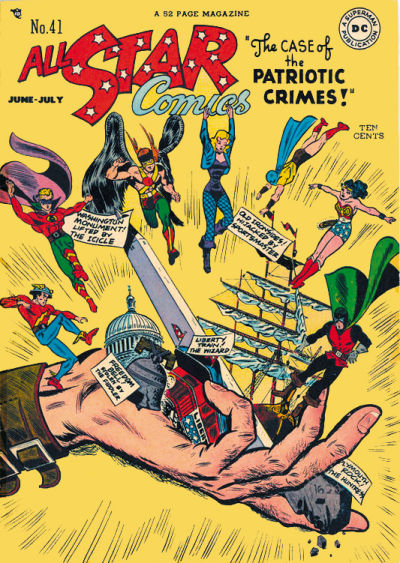 All-Star Comics Vol 1 41