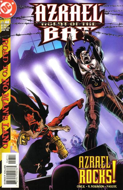 Azrael: Agent of the Bat Vol 1 48