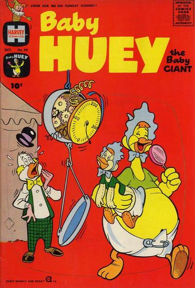 Baby Huey Vol 1 39