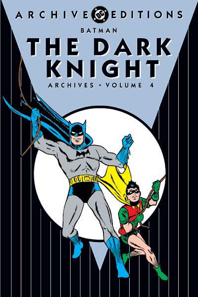Batman: The Dark Knight Archives Vol 1 4