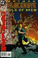 Batman Blackgate Isle of Men Vol 1 1