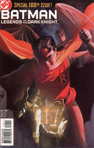 Batman: Legends of the Dark Knight Vol 1 100