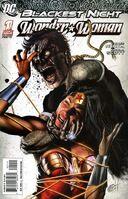 Blackest Night Wonder Woman Vol 1 1
