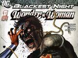 Blackest Night: Wonder Woman Vol 1 1