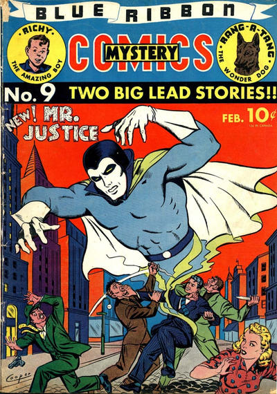 Blue Ribbon Comics Vol 1 9