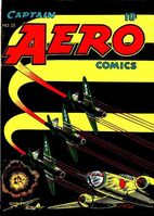 Captain Aero Comics Vol 1 22