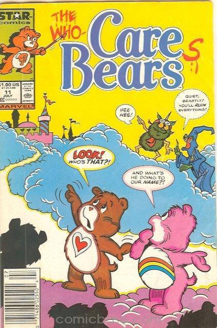 Care Bears Vol 1 11