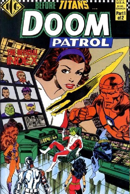 Doom Patrol Index Vol 1 1