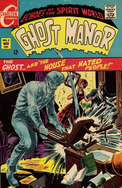 Ghost Manor Vol 1 3