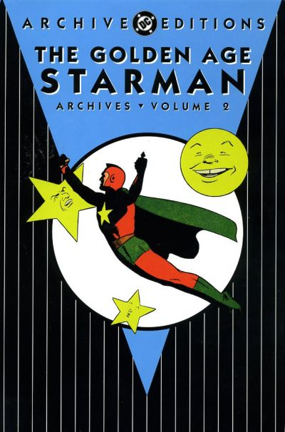 Golden Age Starman Archives Vol 1 2