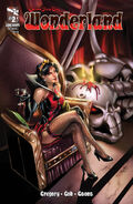 Grimm Fairy Tales Presents Wonderland Vol 1 2-B