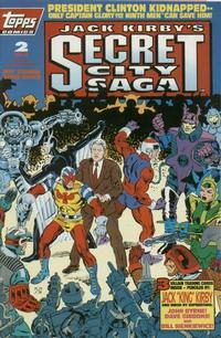 Jack Kirby's Secret City Saga Vol 1 2