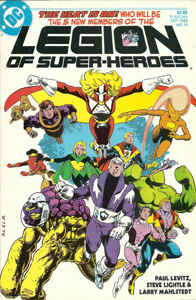 Legion of Super-Heroes Vol 3 14