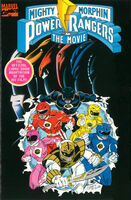 Mighty Morphin' Power Rangers The Movie Vol 1 1