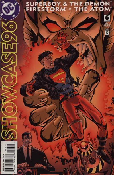 Showcase '96 Vol 1 6