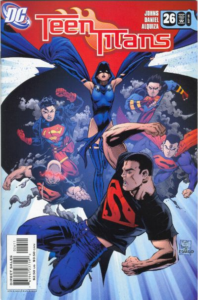 Teen Titans Vol 3 26