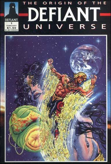 The Origin of the Defiant Universe Vol 1
