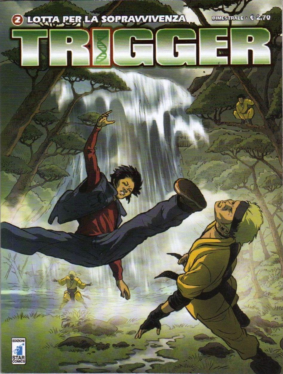 Trigger (ITA) Vol 1 2