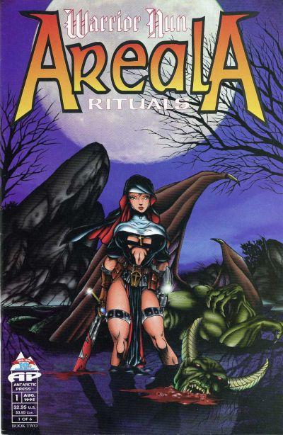 Warrior Nun Areala: Rituals Vol 1