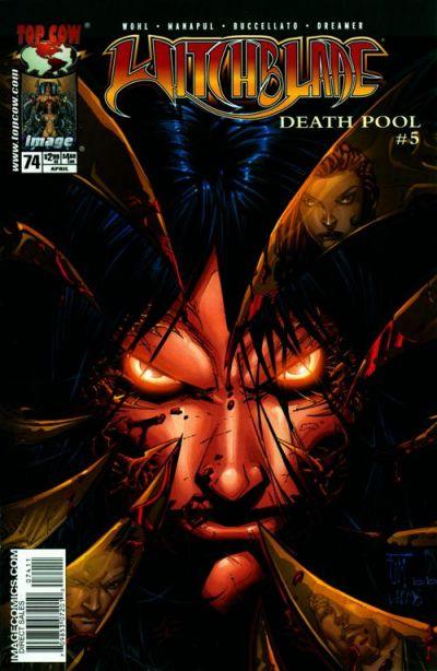 Witchblade Vol 1 74