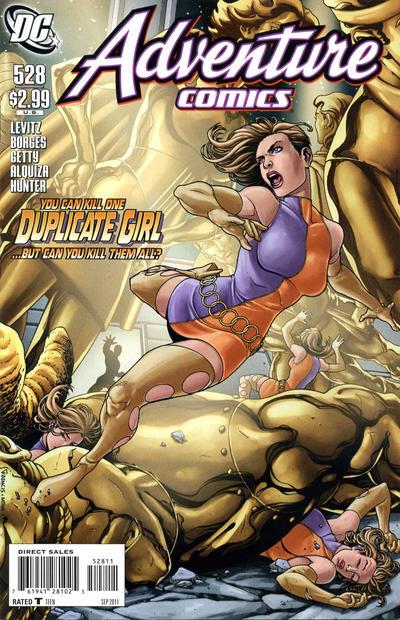 Adventure Comics Vol 1 528