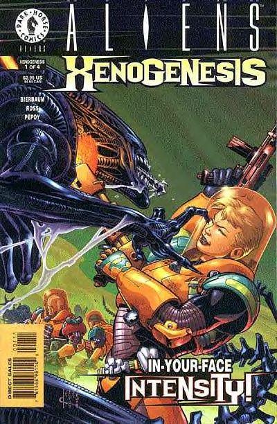 Aliens: Xenogenesis Vol 1 1