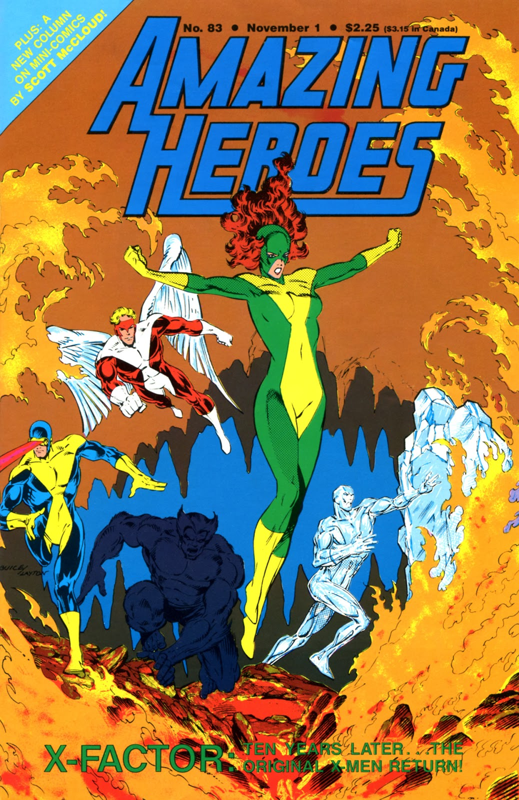 Amazing Heroes Vol 1 83