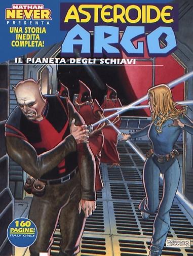 Asteroide Argo Vol 1 3