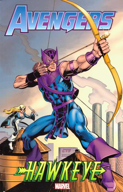 Avengers: Hawkeye Vol 1 1