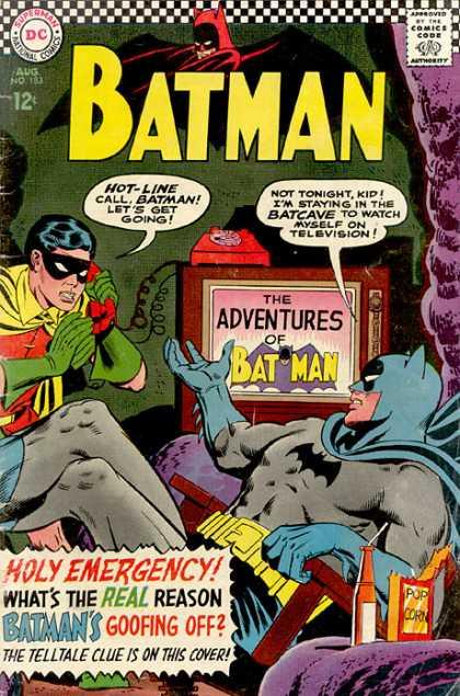 Batman Vol 1 183