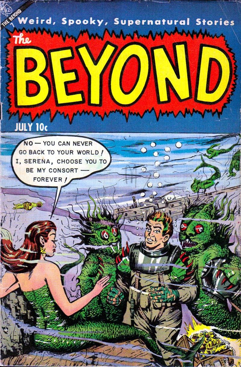 The Beyond Vol 1 21