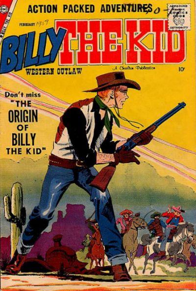 Billy the Kid Vol 1 15